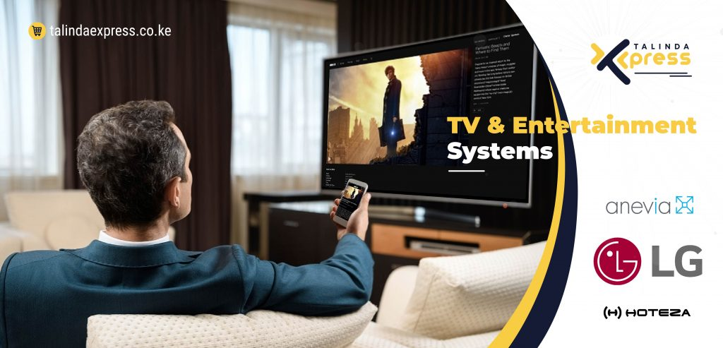 TV Systems and Entertainment